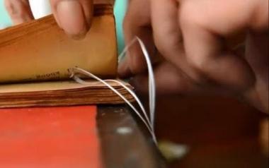 Nghệ thuật trong nghề đóng sách thủ công