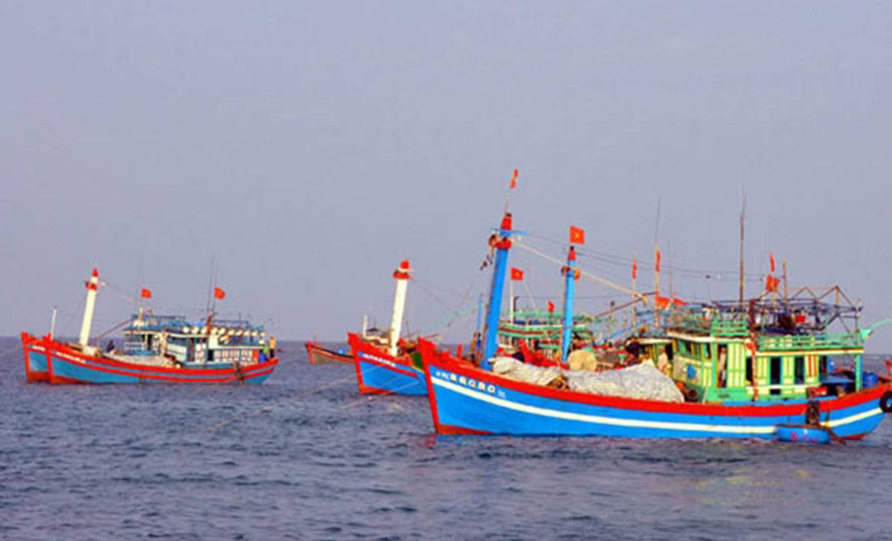 Chấm dứt tình trạng tàu cá Việt Nam vi phạm khai thác hải sản ở vùng biển nước ngoài
