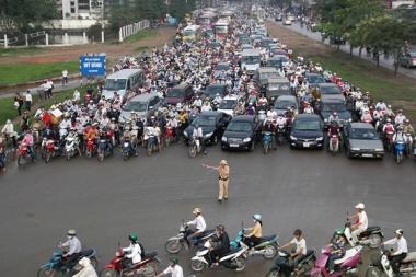Hà Nội đã xử lý 155.735 trường hợp vi phạm an toàn giao thông