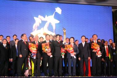 TP.HCM tôn vinh Doanh nhân trẻ xuất sắc năm 2014