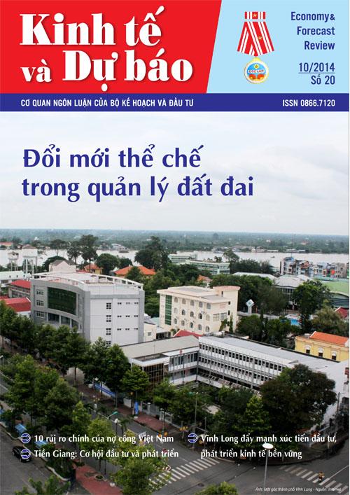 Giới thiệu Tạp chí Kinh tế và Dự báo số 20 (580)