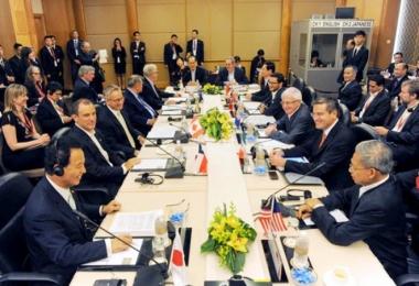 Đàm phán TPP: Bước vào chặng nước rút