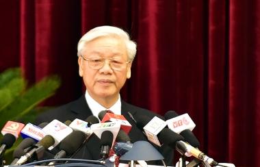 Toàn văn phát biểu của Tổng Bí thư tại Hội nghị Trung ương lần thứ 12