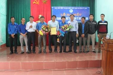 Thành lập câu lạc bộ thanh niên phát triển kinh tế huyện Kỳ Anh, Hà Tĩnh