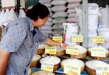 Giá gạo có thể tăng trong giai đoạn cuối năm 2015 do hiện tượng El Nino