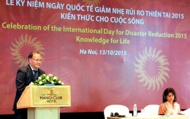 Năm 2030: Việt Nam có thể bị tổn thất 3%-5% GDP do thiên tai