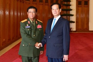 Thúc đẩy hợp tác Việt - Lào trên lĩnh vực quốc phòng