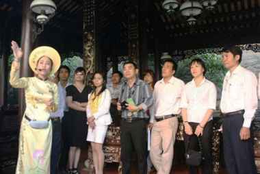 Thực hiện thỏa thuận thừa nhận lẫn nhau về nghề du lịch trong ASEAN