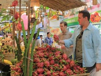 """Rau quả có thể là """"cứu cánh"""" của xuất khẩu nông sản năm 2015?"""