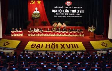Xây dựng Thái nguyên sớm trở thành tỉnh công nghiệp theo hướng hiện đại