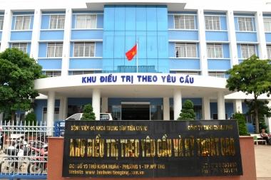 Phát triển hoạt động Khu điều trị theo yêu cầu và Kỹ thuật cao tại bệnh viện đa khoa Trung tâm Tiền Giang