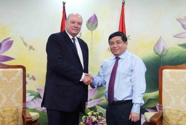 Cuba kêu gọi doanh nghiệp Việt đầu tư vào Đặc khu kinh tế Mariel