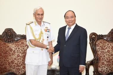 Việt Nam là người bạn lớn nhất của Ấn Độ trong ASEAN