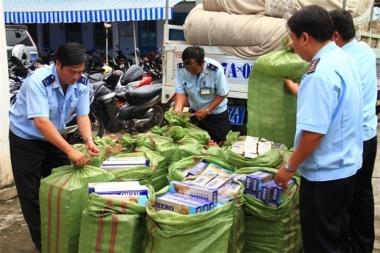 Hoàn thiện quy định thí điểm bán đấu giá thuốc lá nhập lậu bị tịch thu