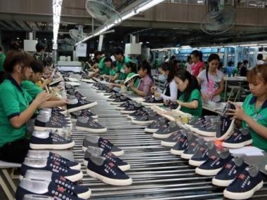 """Để ngành da giày có thể là một """"mắt xích"""" trong chuỗi giá trị cung ứng toàn cầu"""
