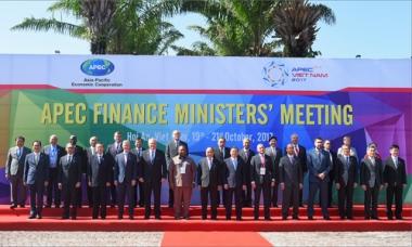 Hợp tác hướng tới mục tiêu ổn định hệ thống tài chính, phát triển bền vững