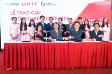 Lotte Accelerator và VSVA hợp tác đầu tư mạo hiểm cho startup Việt Nam