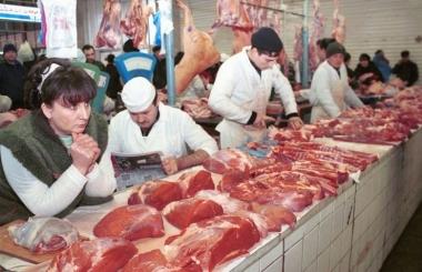 Nga cấm nhập khẩu thịt lợn sống từ EU và Hoa Kỳ
