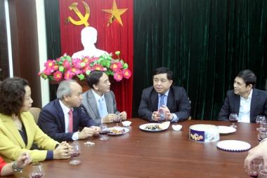 Bộ trưởng Nguyễn Chí Dũng gửi thư chúc mừng Tạp chí KT&DB