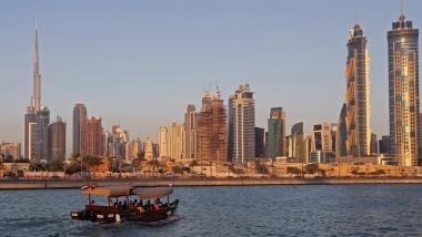 IMF nâng mức dự báo tăng trưởng của UAE về dầu mỏ và chi tiêu chính phủ