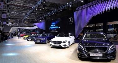 Tháng 09/2018, sản lượng tiêu thụ xe ô tô tăng mạnh