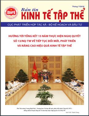 Bản tin Kinh tế tập thể - công cụ tuyên truyền hiệu quả cho phát triển KTTT, HTX