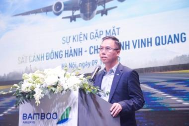 """Bamboo Airways tổ chức Chương trình tri ân """"Sát cánh đồng hành – Chạm đỉnh vinh quang"""""""