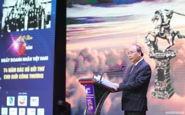 Thủ tướng Nguyễn Xuân Phúc: Hãy khởi nghiệp với tinh thần không sợ hãi