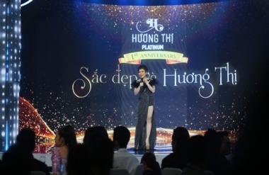 Dàn sao chúc mừng Việt Hương ra mắt Hương Thị tròn 1 tuổi