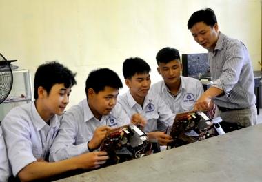 Chất lượng đào tạo nghề nghiệp Việt Nam tăng 13 bậc