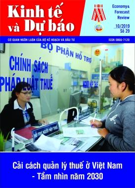 Giới thiệu Tạp chí Kinh tế và Dự báo số 29 (711)