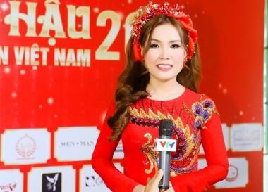 Khởi động cuộc thi Hoa hậu Doanh nhân Việt Nam Toàn cầu 2020