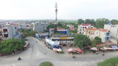 Huyện Khoái Châu, tỉnh Hưng Yên đạt chuẩn nông thôn mới