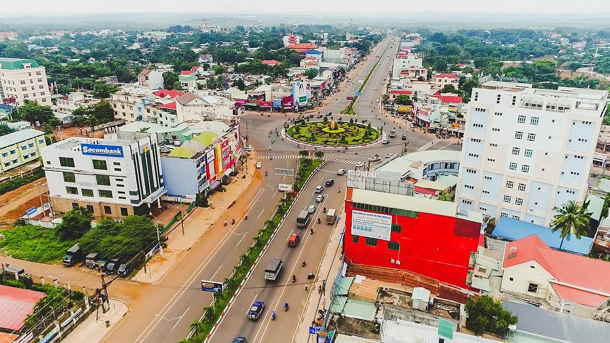 Bình Phước có 2 địa phương hoàn thành nhiệm vụ xây dựng nông thôn mới