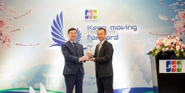MB là ngân hàng đứng đầu nhận 3 giải thưởng danh giá từ Tổ chức Thẻ quốc tế JCB