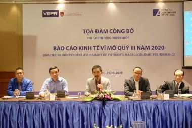 VEPR dự báo tăng trưởng kinh tế VIệt Nam có thể đạt đạt 2,6%-2,8% năm 2020