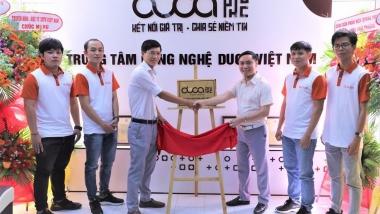 Khai trương Trung tâm Công nghệ Duca Việt Nam