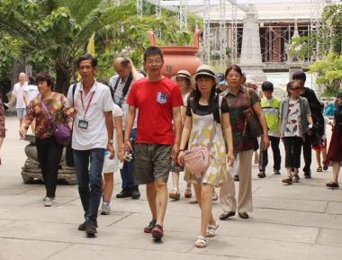 Khách quốc tế đến Việt Nam trong tháng 10/2020 đạt 14,8 nghìn lượt