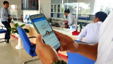 Điện lực miền Nam: Đẩy mạnh giao dịch trực tuyến, mở rộng thanh toán không dùng tiền mặt