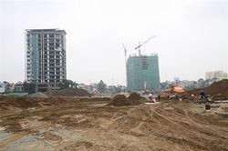 Giá đất tối đa tại các đô thị là 162 triệu đồng/m2