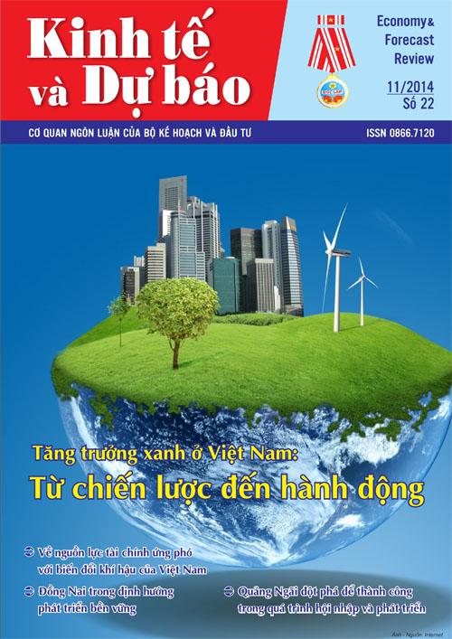 Giới thiệu Tạp chí Kinh tế và Dự báo số 22 (582)