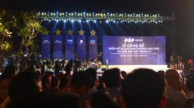 FLC Samson Beach & Golf Resort xác lập 2 kỷ lục Việt Nam