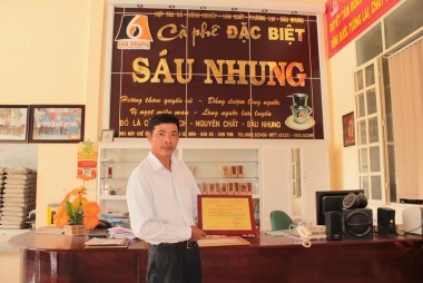 Cà phê sạch ở Kon Tum