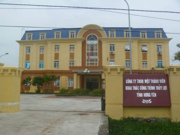 Vẫn nắm giữ 100% vốn của 2 DNNN thuộc UBND tỉnh Hưng Yên