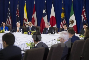 Họp cấp cao Hiệp định TPP lần thứ 6 tại Philippines