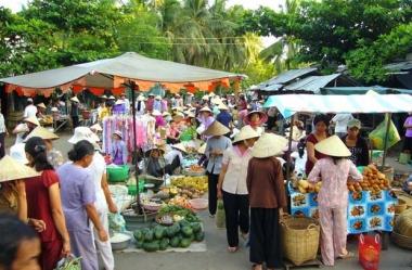 Giai đoạn 2016-2020: tiếp tục phát triển thương mại nông thôn