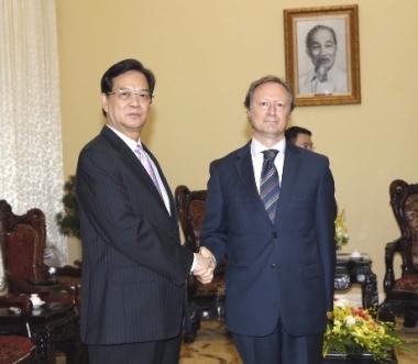 Việt Nam là một trong những đối tác quan trọng nhất của EU trong ASEAN