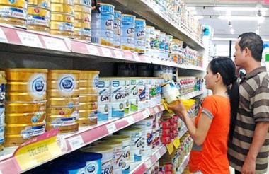 Sau gia nhập TPP, giá sữa trong nước liệu có rẻ?