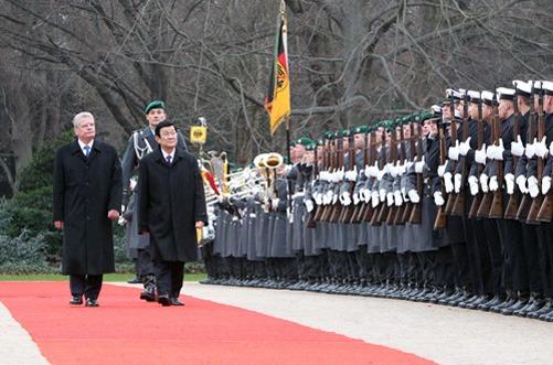 Triển vọng hợp tác mới trong quan hệ Việt Nam - Đức