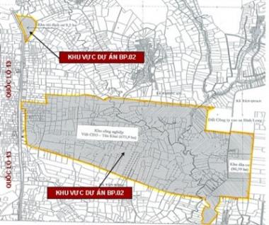 Đưa 6 KCN tỉnh Bình Phước ra khỏi quy hoạch